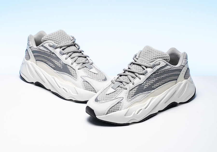 The Yeezy Boost 700 V2 Static is