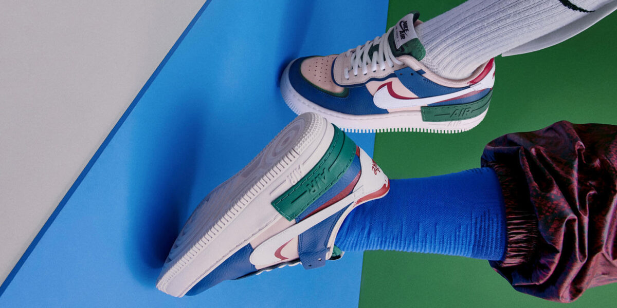 Kakadu Que Año  The new Nike Women's Air Force 1s are out - Sneakers Middle EastSneakers Middle  East