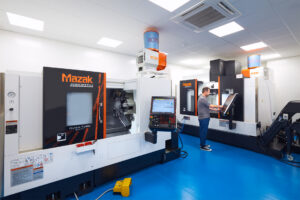 Recent investment has expanded our machining capabilities with the latest Mazac automated machining plant.