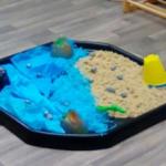 Fireflies Nursery Sand Box