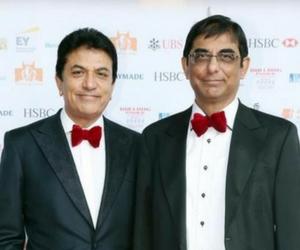 Bhikhu and Vijay Patel