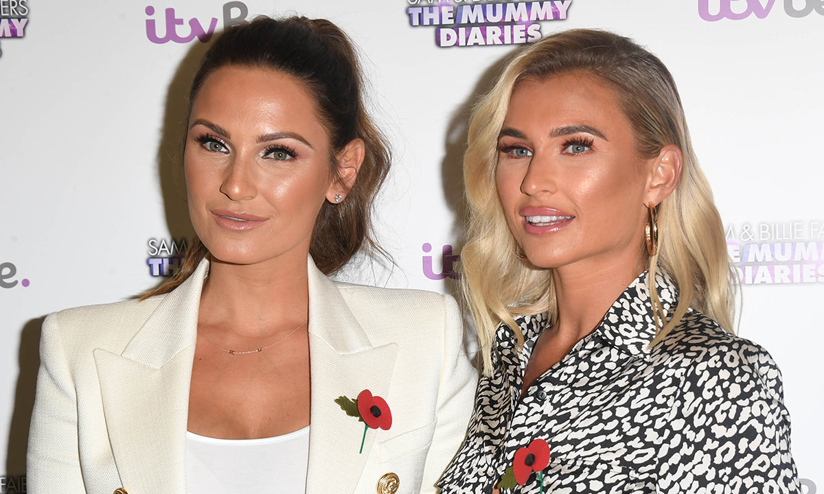 Billie & Sam Faiers