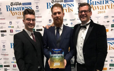 Coventry Telegraph Business Awards 2018