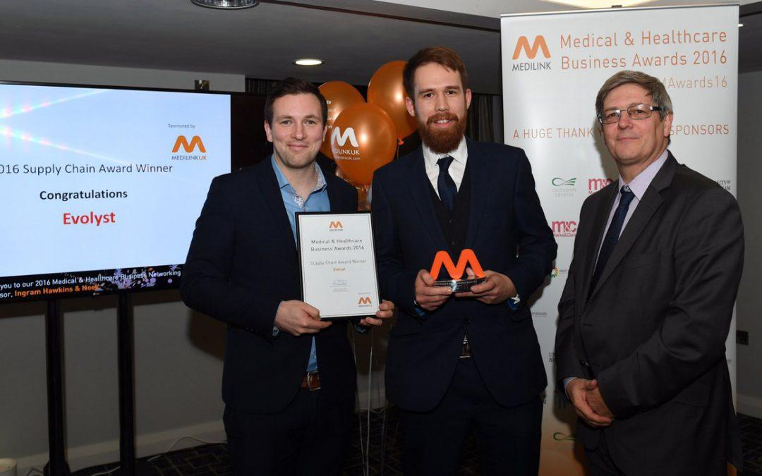 Medilink Business Awards 2016