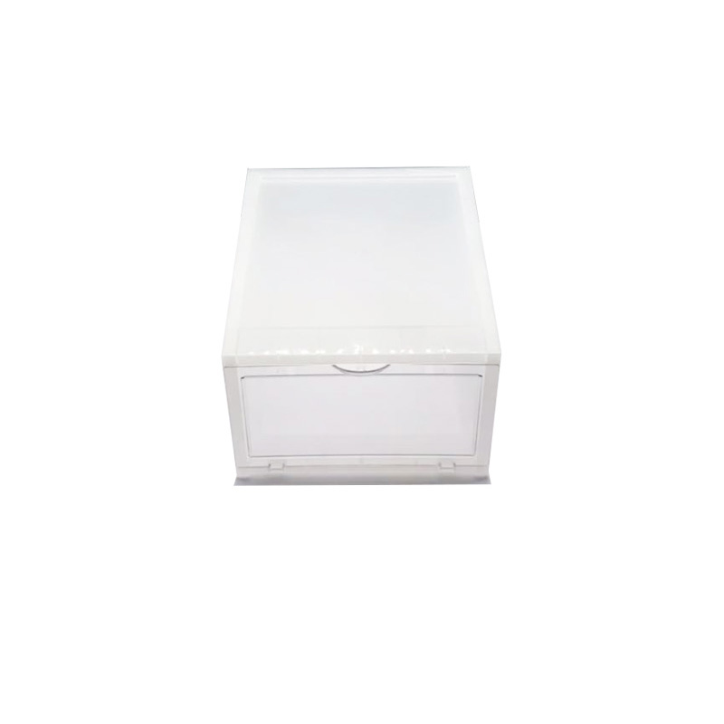 Stackable Drop Front sneaker box