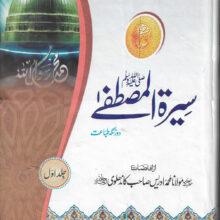 Seerat e Mustafa by Maulana Idrees Kandhalvi