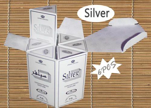 Silver Al Rehab 6ML