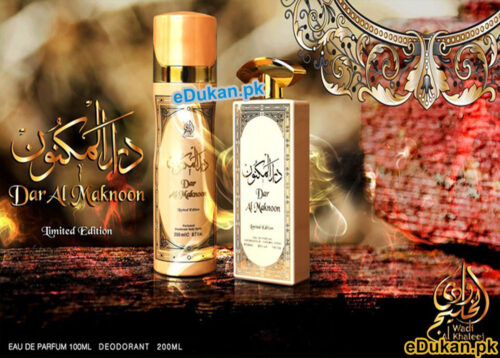 Dar Al Maknoon 100ML Spray