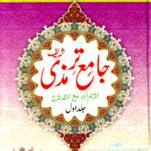 Jami Tirmizi Shareef Urdu Complete