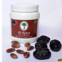 Ajwa Seeds Powder