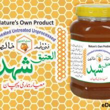 Wild Acacia Honey 1Kg
