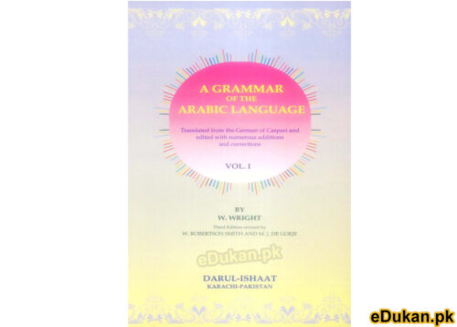 A Grammar of Arabic Language