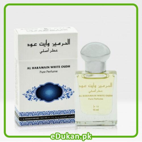 Al Haramain White Oudh 15ML