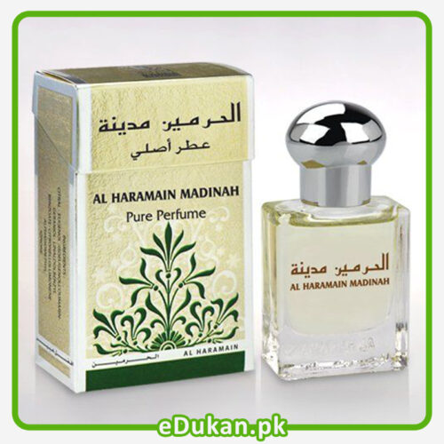 Al Haramain Madinah 15ML