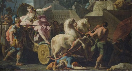Early legends of Rome – were they later inventions?