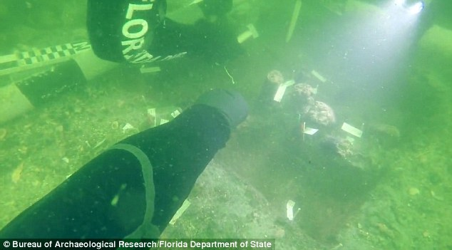 7,000-year-old Native American burial site found off Florida