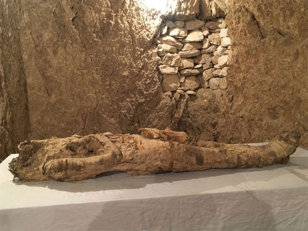 Two Ancient Egyptian Kingdom Tombs Opened in Luxor, Egypt