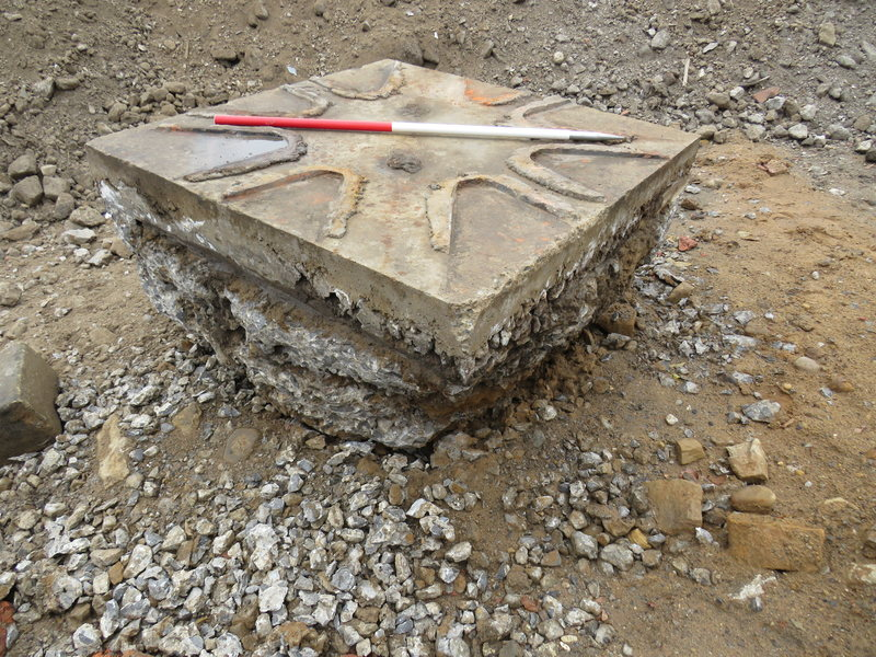 Traces of York's First Railway Station Uncovered