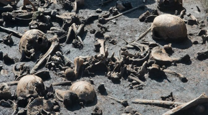 Europe's Oldest Battlefield Yields Clues to Fighters' Identities in Germany