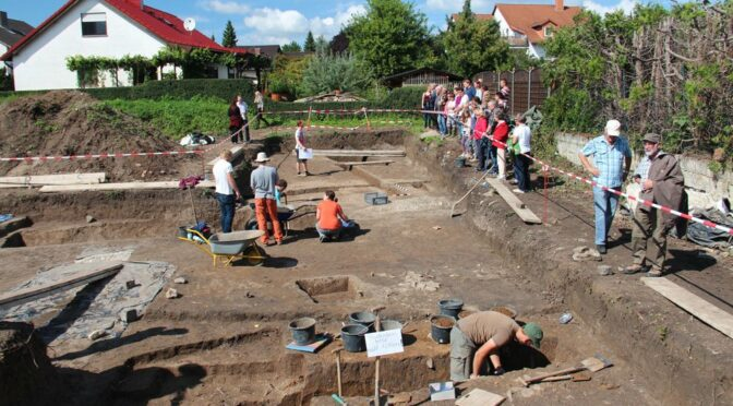 1,900-Year-Old Roman Village unearthed in Germany