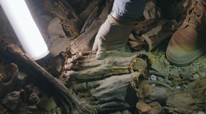 4000 Years Ago in Egypt, Dozens of Men Who Died Of Terrible Wounds Were Mummified and Entombed Together in the Cliffs Near Luxor