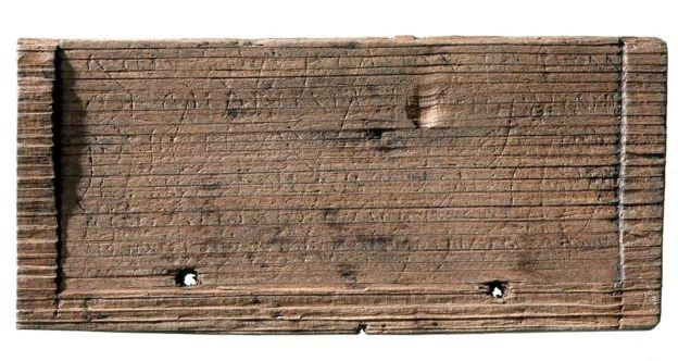 Oldest hand-written Roman document discovered in London