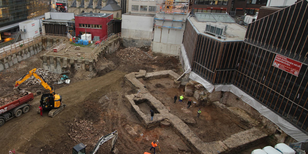 'Oldest Roman library Discovered Beneath German City'unearthed by Cologne archaeologist