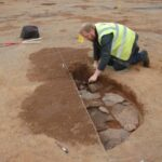 Roman Army Camp Uncovered in Scotland