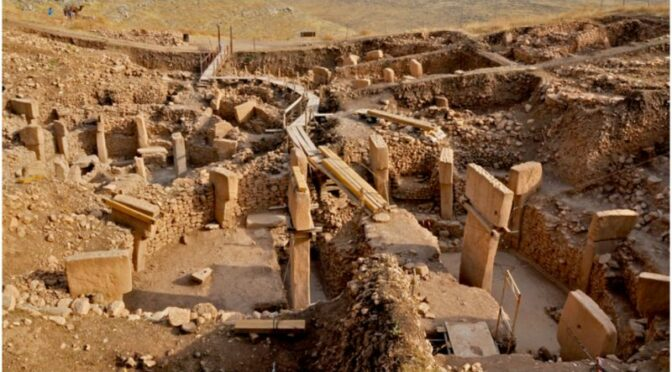 Inside The Mysterious Gobekli Tepe, The Oldest Temple In The World