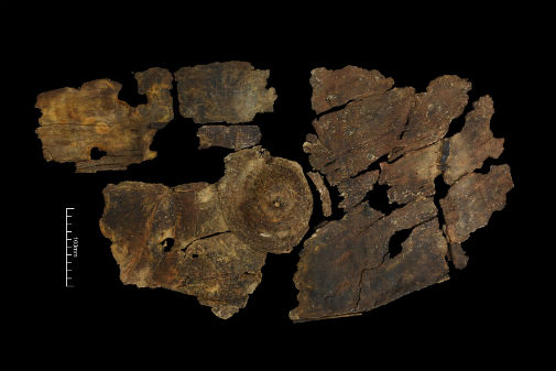 Wooden Shield Dating to Iron Age Discovered in England