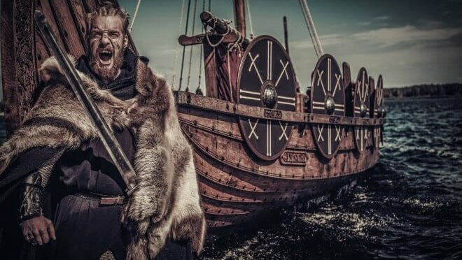 Anglo-Saxons were WORSE than the Vikings and carried out 'ethnic cleansing'