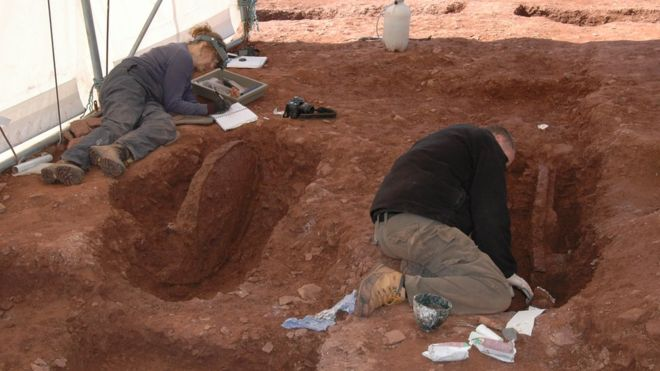 Iron Age Chariot Burial Discovered in Wales