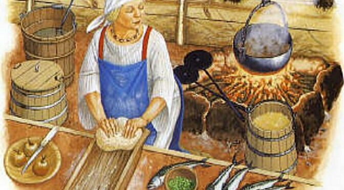 Cooking Gear Found In Graves Of Viking Men And Women