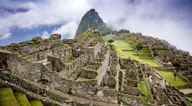 Archaeologists Sign Petition Protesting the Construction of a Machu Picchu Airport