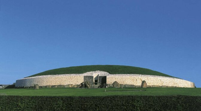 Newgrange: The Massive Irish Tomb That's Older Than The Pyramids