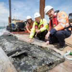 British-French Interconector Brings Crashed WW2 Plane Back to Light