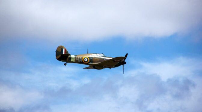 WWII Plane Crash Site Excavated in England