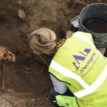 Archaeologists expected a routine dig in Sweden, but they uncovered two rare Viking burial boats