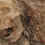 Why were hundreds of children sacrificed in ancient Peru?