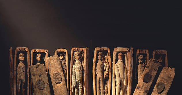 Strange moments in Edinburgh's history: The mystery of the miniature coffins found at Arthur's Seat