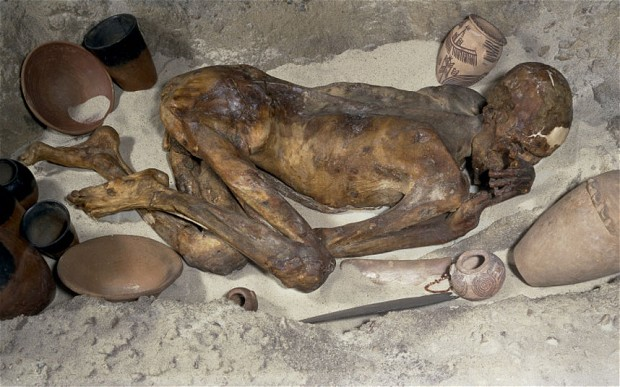 Oldest Mummy Ever Found in the World 5,500-Year-Old Egyptian Man British Museum
