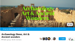 Archaeology News, Art & Ancient wonders
