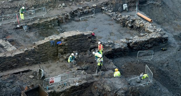 Traces of 18th-Century Roman Catholic Church Found in Dublin