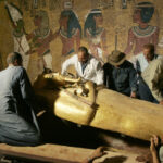 'He was NOT murdered!' Egypt expert solves Tutankhamun mystery after new DNA test