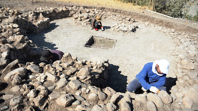 11,000-year-old ancient temple found in eastern Turkey