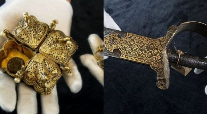 UK family finds Indian treasure worth millions looted under British rule lying in the attic