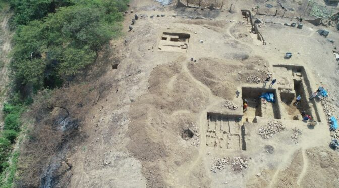 Archaeologists Discover 3,000-Year-Old Megalithic Temple Used by a 'Water Cult'