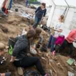 Possible Viking-era Grave Discovered in Estonia