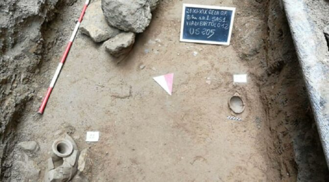 Unusual Greek Baby Burial Unearthed in Sicily