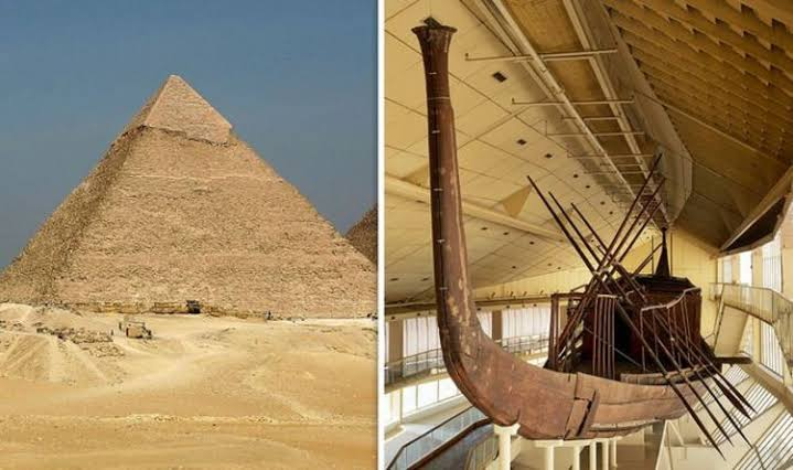 Egypt: Experts discover pharaoh's boat in perfect condition